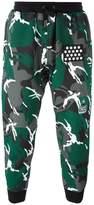 Kokon To Zai camouflage tapered trousers