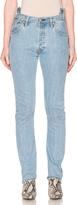 Vetements Season 2 Hi Waisted Jeans