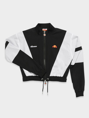 Ellesse Stephaine Jacket in Black White