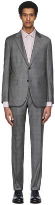 Ermenegildo Zegna Grey Wool Milano Suit