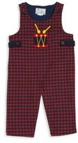 Florence Eiseman Baby's Cotton Plaid Coverall