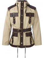Balmain hooded jacket