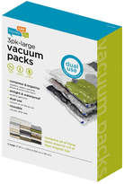 Honey-Can-Do 3 Pack Large Vacuum Packs