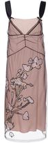 N°21 N21 Floral Printed Slip Dress