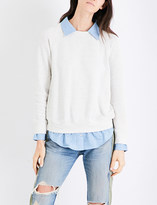 NSF Franny cotton sweatshirt