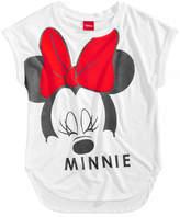 Disney Disney's Minnie Mouse T-Shirt, Big Girls