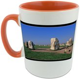 Fotomax Mug with Standing stones with blue sky