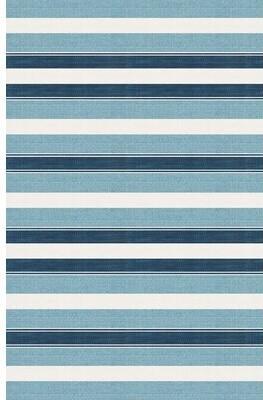 Lauren Ralph Lauren Odette Blue Area Rug Rug Size: Rectangle 5' x 7'