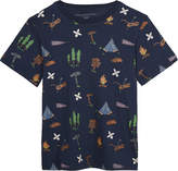 Stella McCartney Arrow printed t-shirt 4-16 years