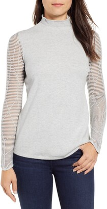 Nic+Zoe Night Shift Top