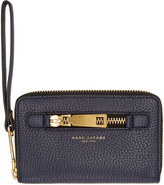 Marc Jacobs Navy Gotham City Wallet