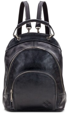Patricia Nash Heritage Leather Alencon Backpack
