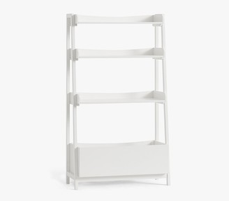 Pottery Barn Kids Angled Bookcase