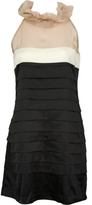Tiered Colorblock Dress