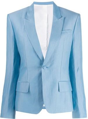 Haider Ackermann Tailored Single-Breasted Blazer