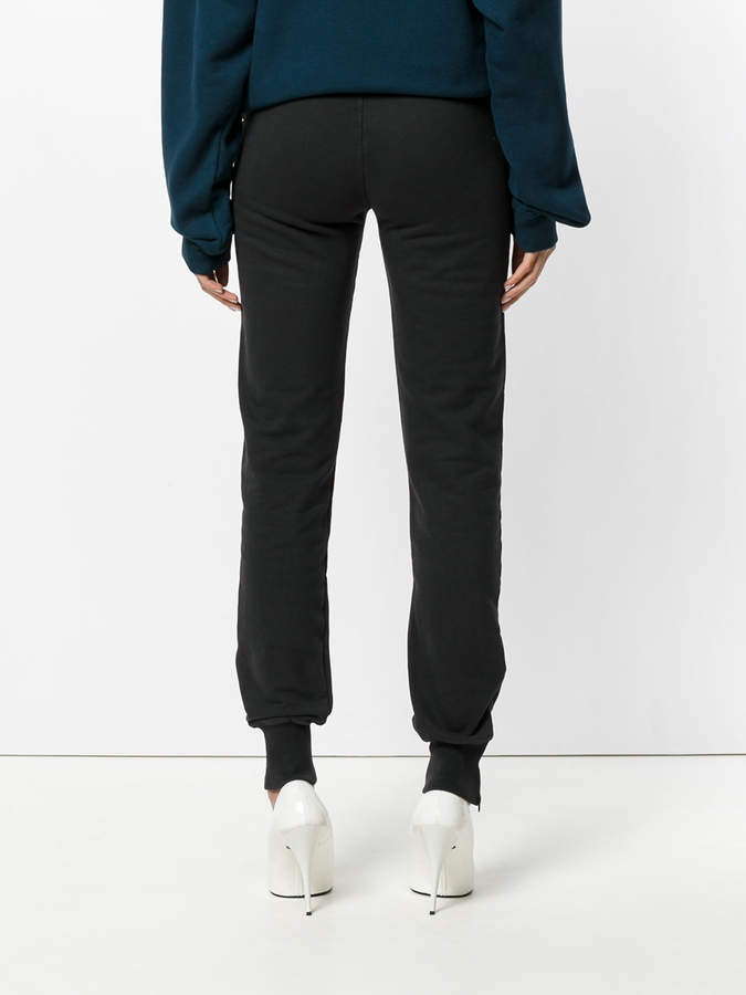 Yeezy seam detail track pants