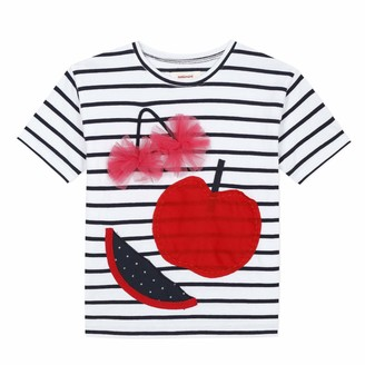 Catimini Girl's Cq10045 Tee Shirt T