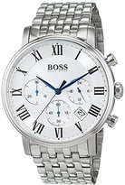 HUGO BOSS Elevation Stainless Steel Chronograph Mens Watch 1513322