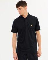 Lyle & Scott Foster Pique SS Polo Shirt