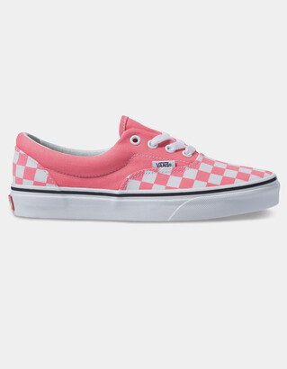 Vans Checkerboard Era Strawberry Womens Shoes