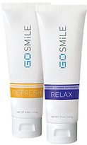 Go Smile AM/PM Refresh and Relax Luxury Toothpaste Duo