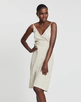 Rusty Luciana Wrap Dress