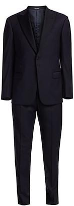 Emporio Armani Wool Tuxedo