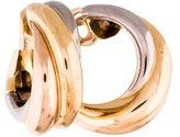 Cartier Large Trinity Hoop Earrings