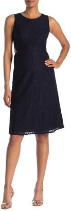 Rachel Roy Elana Lace Cutout Dress (Regular & Plus Size)