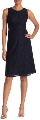 Rachel Roy Elana Lace Cutout Dress (Regular & Plus Size)