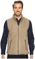 True Grit Bonded Polar Fleece and Sherpa Zip Vest Men's Vest