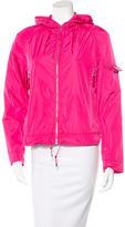 Chanel Turnlock Windbreaker Jacket