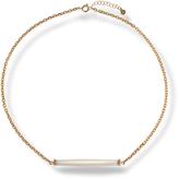 Dakota Hissia Bone Gold Necklace