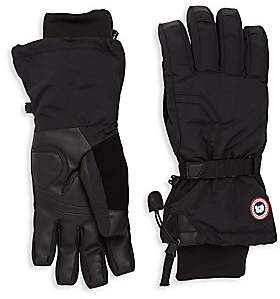 Canada Goose Men's Waterproof Down Insulated Gloves