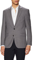 Kenneth Cole New York Wool Checkered Sportcoat