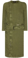 Haider Ackermann Cotton And Linen Coat