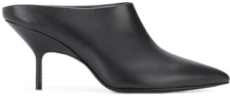 Pierre Hardy Gala leather mules