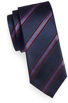 Sondergaard Ribbon Stripe Silk Tie