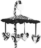JoJo Designs Jo Jo Designs Sweet Black and White Isabella Musical Mobile