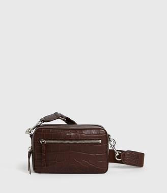 AllSaints Polly Leather Bumbag Crossbody Bag