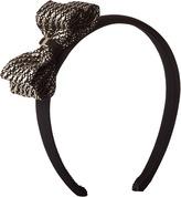 Salvatore Ferragamo 347431 P.TA TWEED V Headband