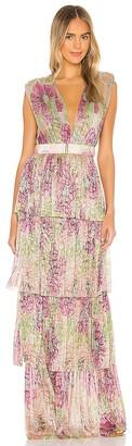Sabina Musayev Skylar Gown