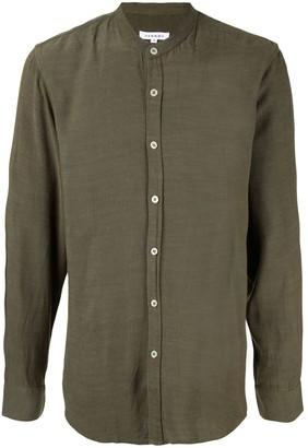 Venroy Grandad Collar shirt