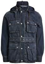 Ralph Lauren Naval-Inspired Denim Jacket