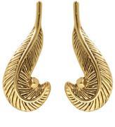 House Of Harlow Arremon Feather Earrings