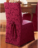Sure Fit Sure FitTM Scroll Leaf Dining Chair Slipcover