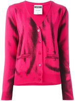 Moschino trompe-l'oeil cardigan - women - Virgin Wool - 42