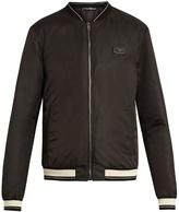 Dolce & Gabbana Nylon Bomber Jacket