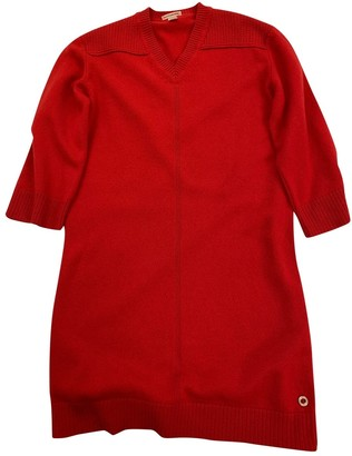 Hermes Red Cashmere Knitwear for Women