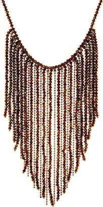 Logo By Lori Goldstein LOGO Links by Lori Goldstein Beaded Waterfall Necklace